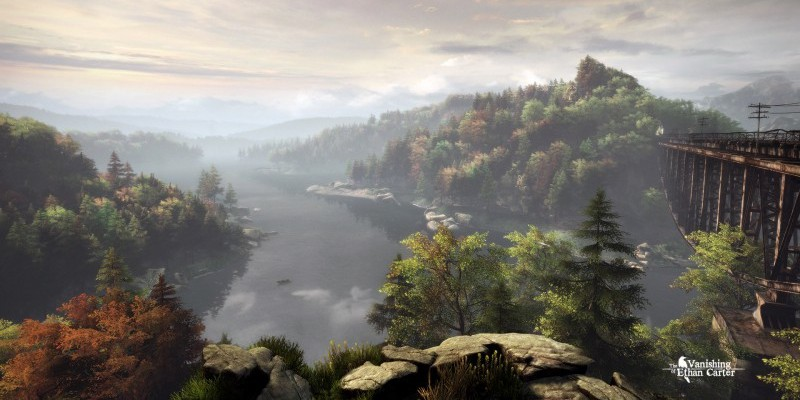 Vanishing of Ethan Carter: Mystery-Adventure mit fantastischer Spielgrafik