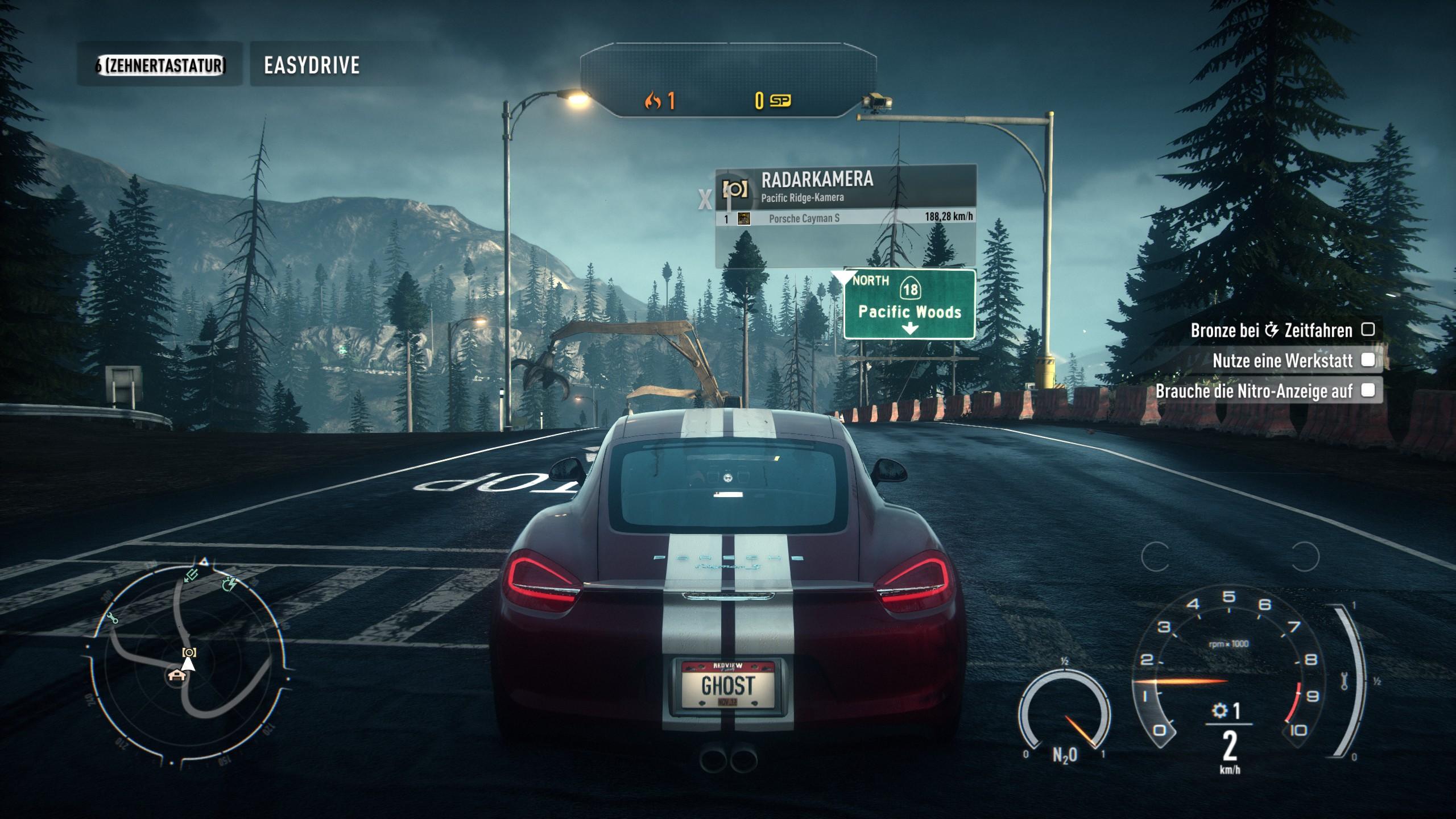 Как сделать 60 фпс в need for speed rivals