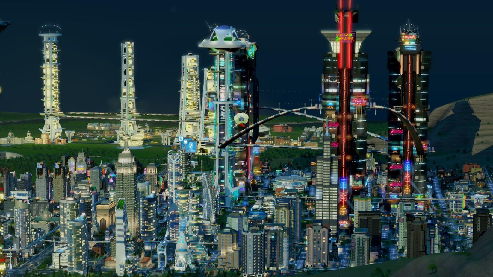 Sim City Städte Der Zukunft Angespielt Lohnen Sich 30 Euro Für
