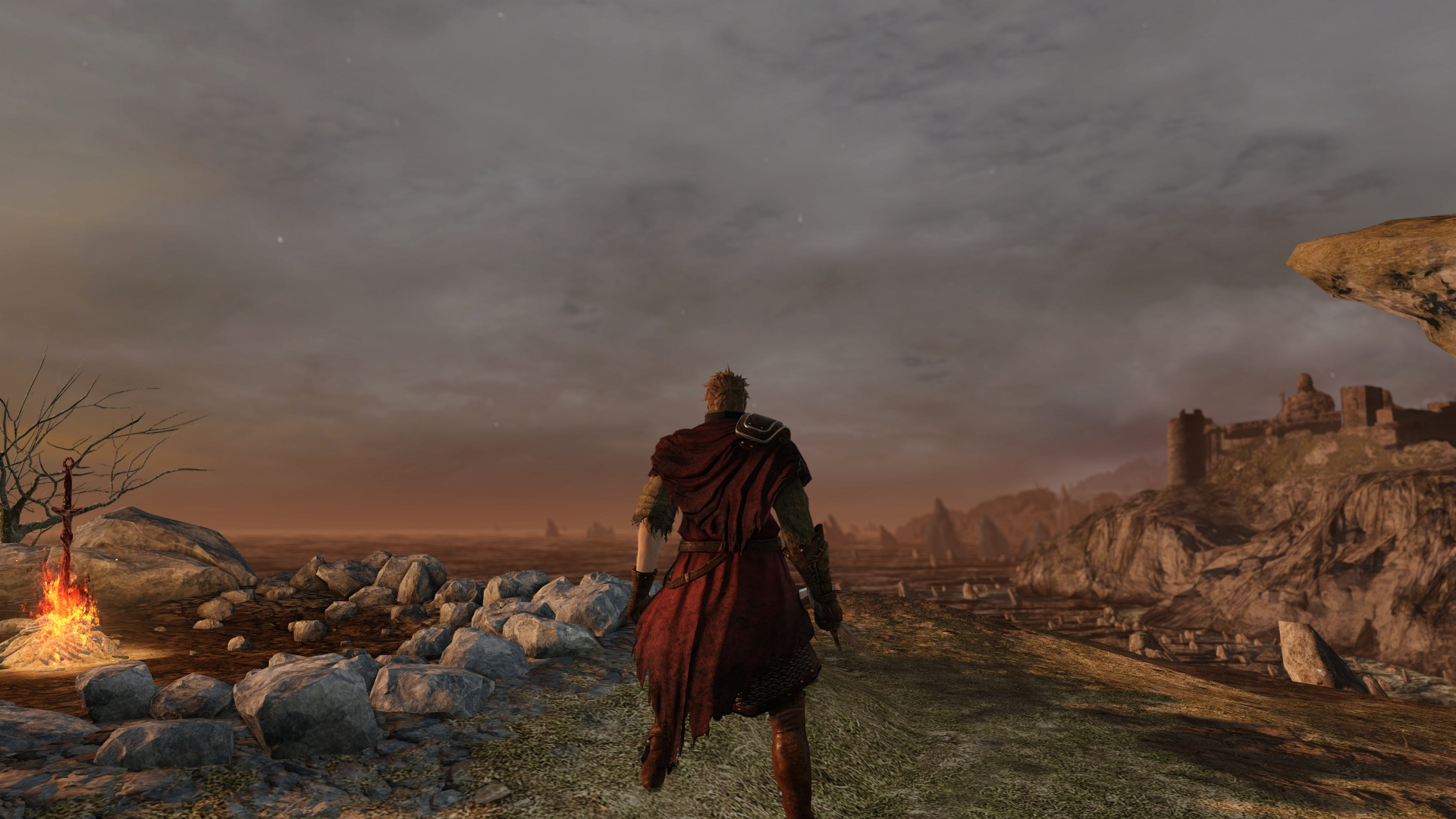 Dark Souls 2 01 ohne SweetFX -pcgh