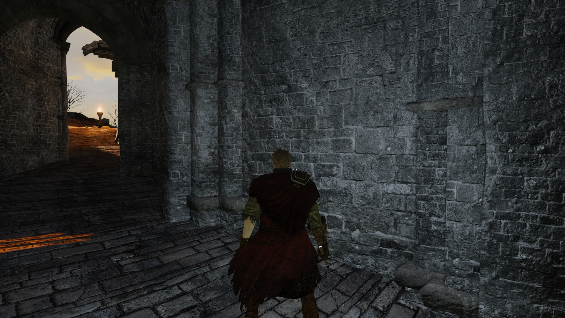 Dark Souls 2 03 ohne SweetFX-pcgh