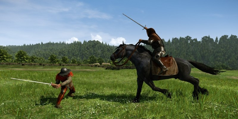 "Kingdom Come: Deliverance - ""Technical Alpha"" über Steam gestartet"
