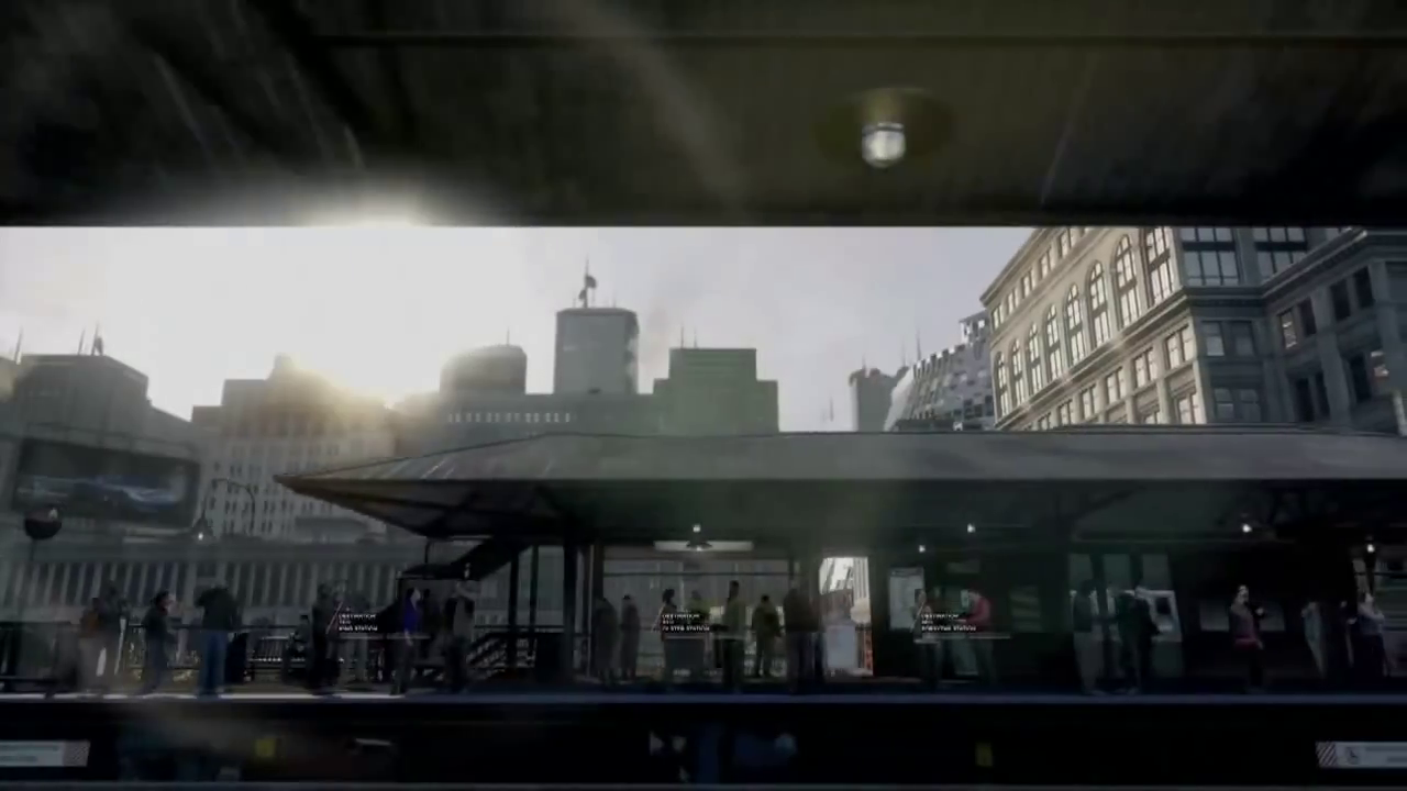 Watch Dogs Lens Flare PC 2012-pcgh