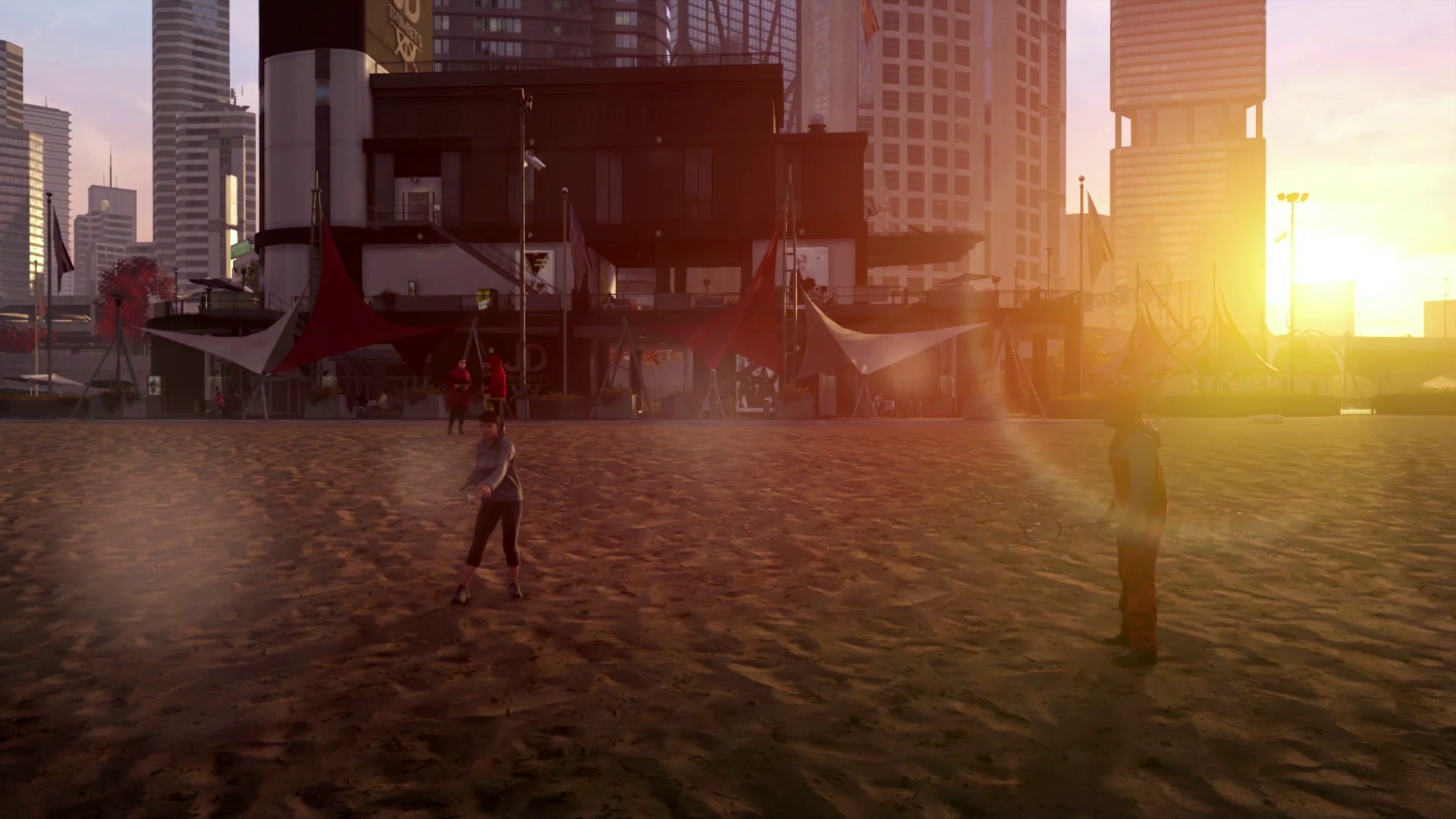 Watch Dogs Lens Flare PC 2014 2-pcgh
