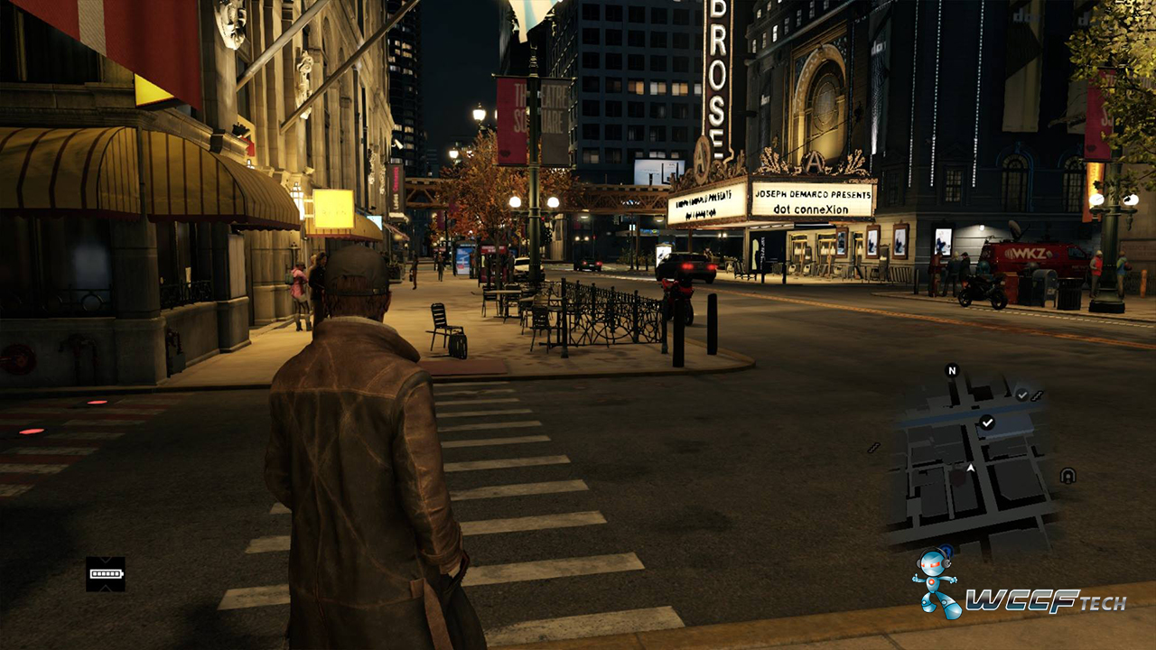 Watch Dogs Xbox One-pcgh