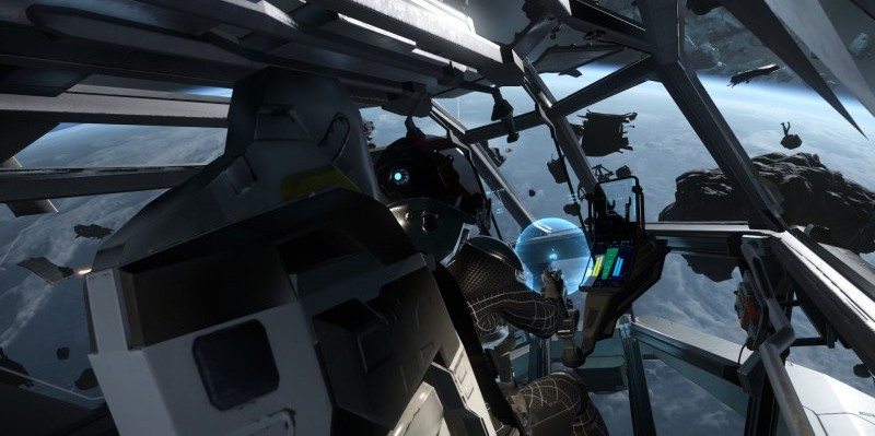 Star Citizen: Patch 1.0.2 bringt Skins in den Arena Commander