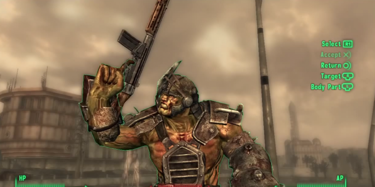 fallout 3 bloodpatch