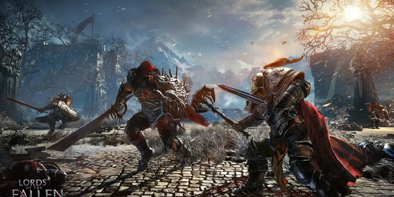 Lords of the Fallen: Day-One-Patch mit 5 GByte