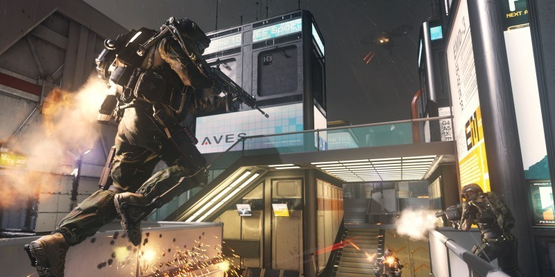 Call of Duty: Advanced Warfare: Vergleichsvideo Xbox One gegen Xbox 360 (8)