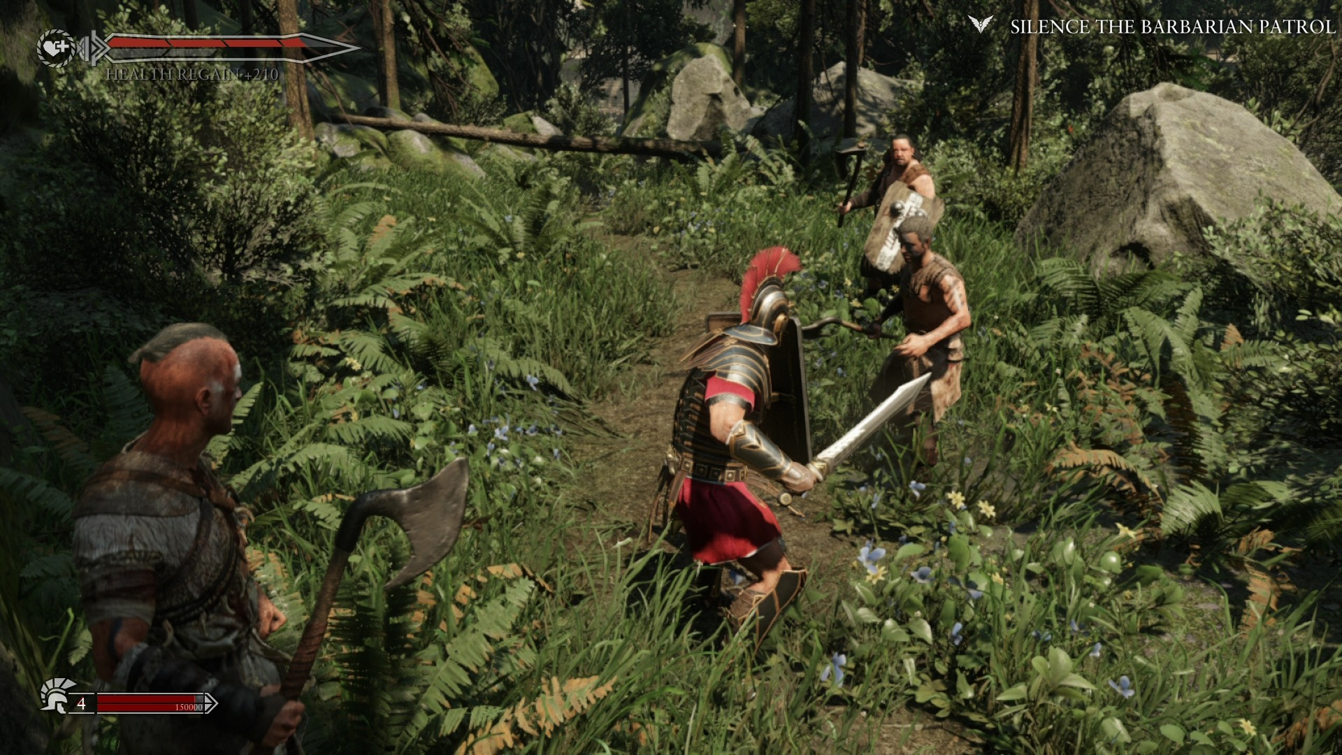 Crytek Ryse Son of Rome Oswald Screenshot xbox one version-pcgh