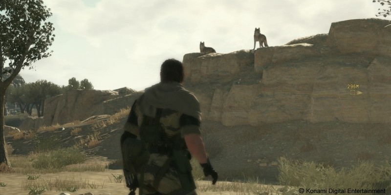 Metal Gear Solid 5: The Phantom Pain wurde auf The Game Awards präsentiert.