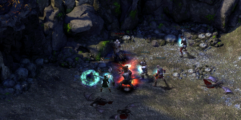 Pillars of Eternity im Gameplay-Trailer. (2)