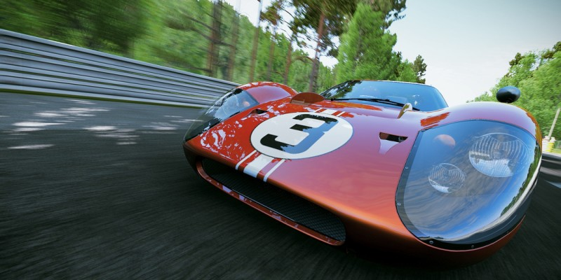 Project Cars: Auf Playstation 4 mit 1080p, auf Xbox One wohl weniger