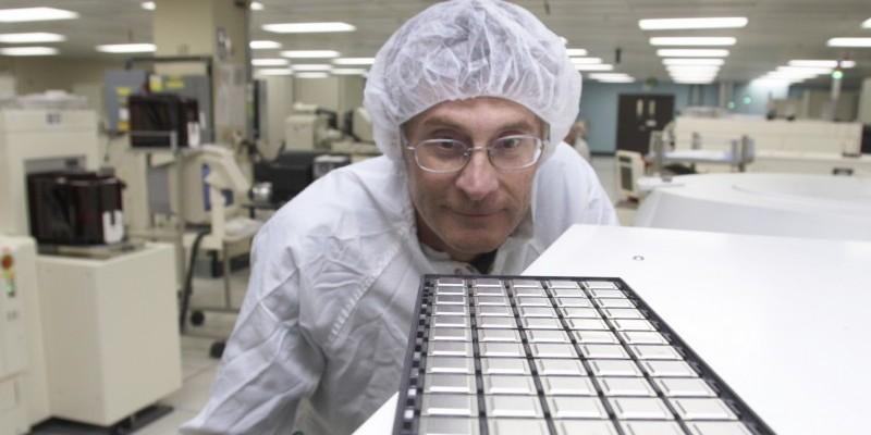 AMD Ryzen 3000: Globalfoundries rechnet mit 5,0 GHz beim 7