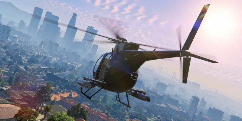 GTA 5: Release-Termin für PC, Playstation 4 und Xbox One - Plus Screenshots und Trailer