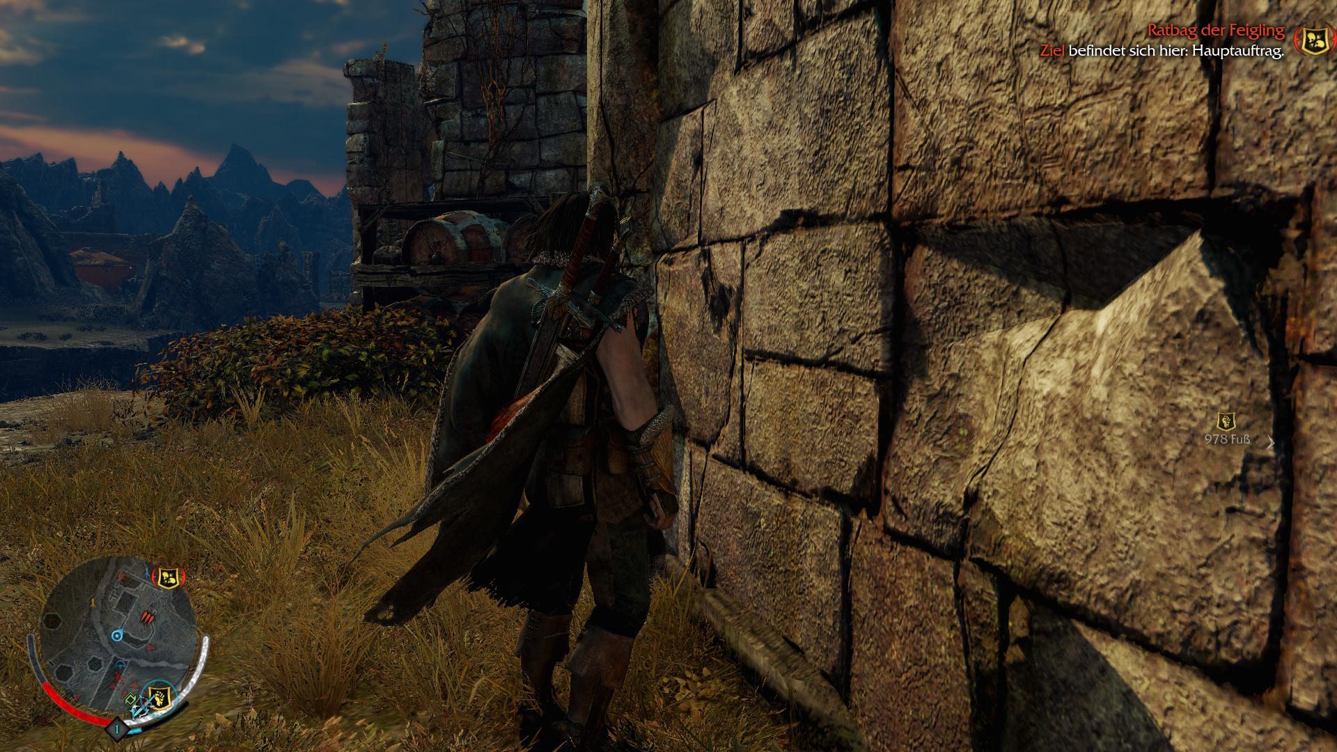 Middle Earth Shadow Of Mordor Aragon Bas Ass Sequel
