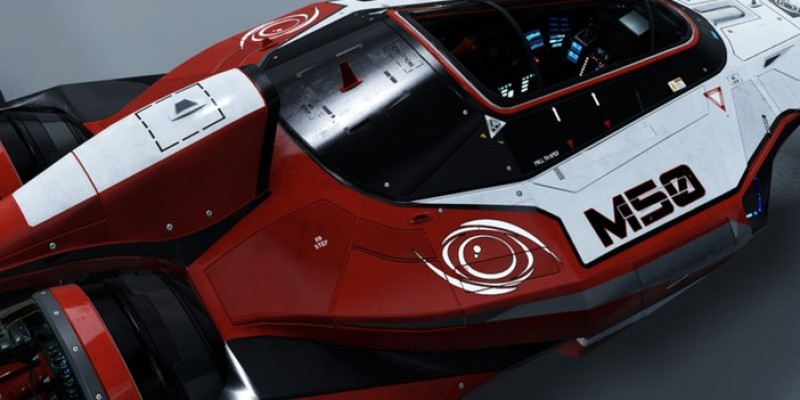 Star Citizen: Arena Commander 0.9 mit Murray Cup Racing Simulator am 13. September