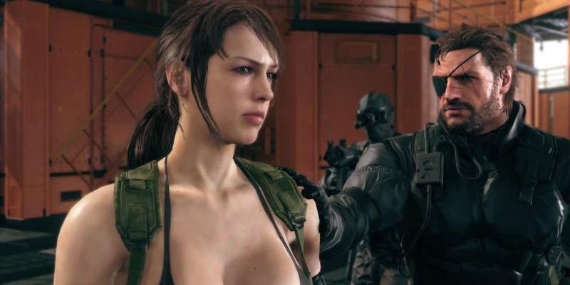 Metal Gear Solid 5: Phantom Pain - Neue Screenshots und Gameplayvideos
