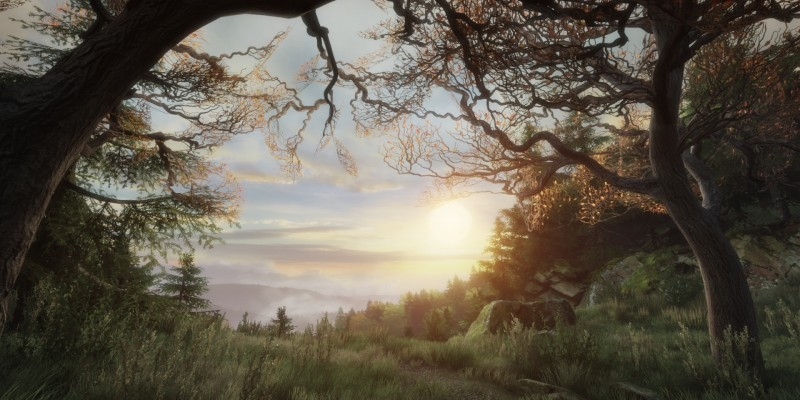 The Vanishing of Ethan Carter: So gut sieht das Mystery-Adventure mit Downsampling aus