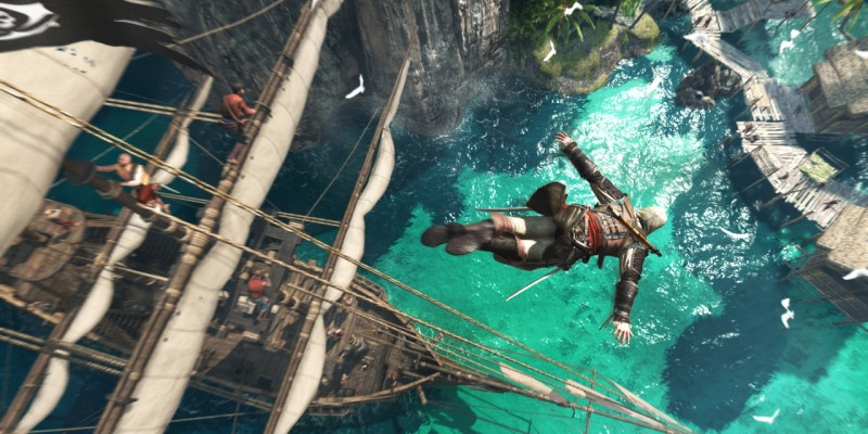Assassin's Creed 4: Black Flag - The Americas Collection in Europa doch auch für PC