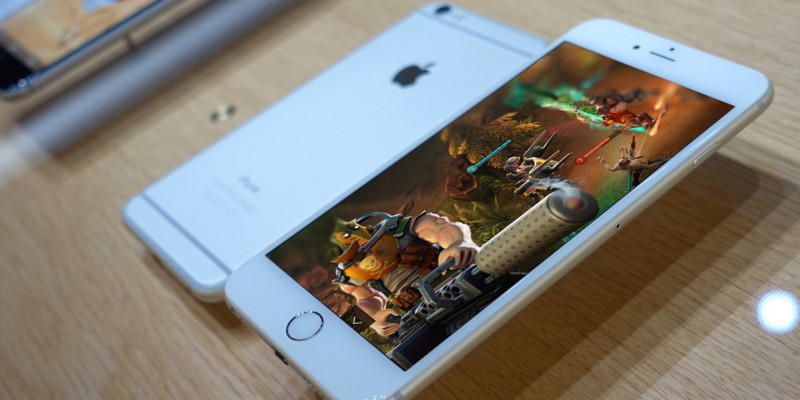 Apple iPhone 6 Plus im Hands-On-Test mit erstem eSport-Check