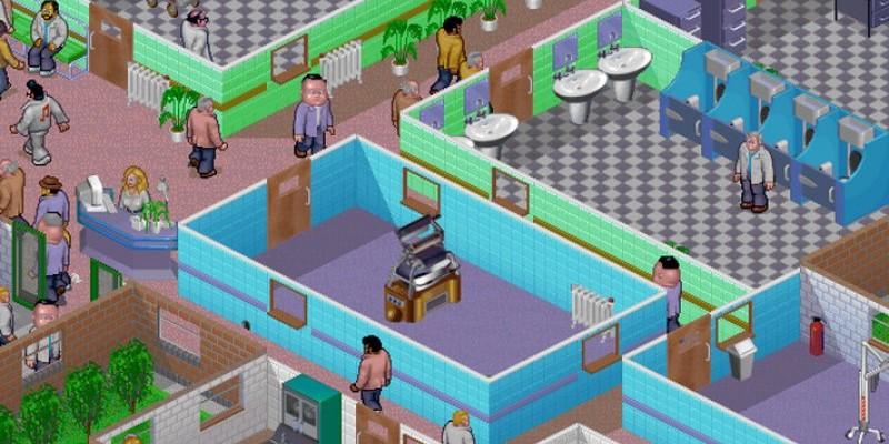 Theme Hospital aufs s Haus EA verschenkt Klassiker auf Origin