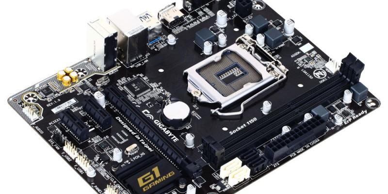 gigabyte h81m gaming 3 neues gaming mainboard f r einsteiger. Black Bedroom Furniture Sets. Home Design Ideas