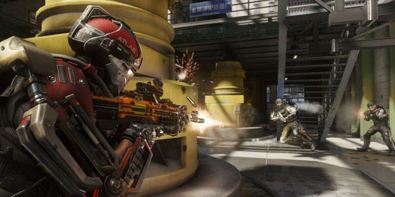 Call of Duty: Advanced Warfare - Day Zero Edition erlaubt einen Tag früher loszulegen