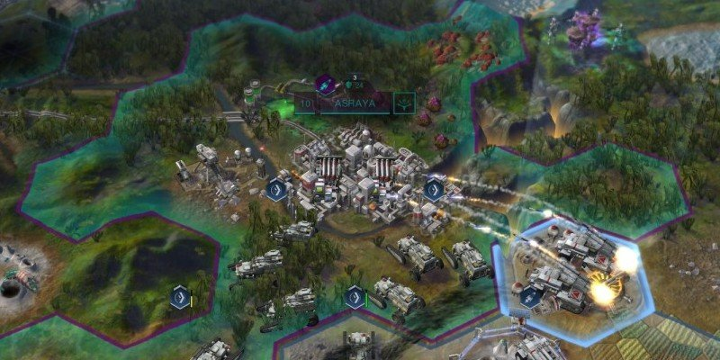 Civilization: Beyond Earth - Winter-Update kommt bald. (2)