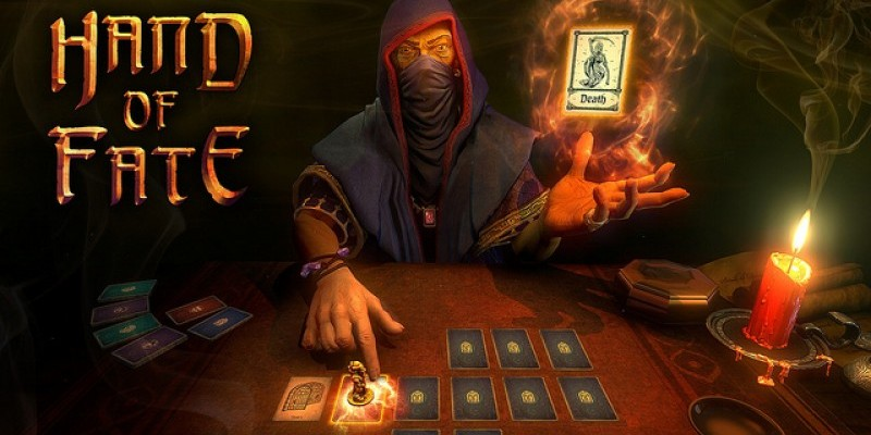 Hand of Fate hat fast nur positive Bewertungen bei Steam.