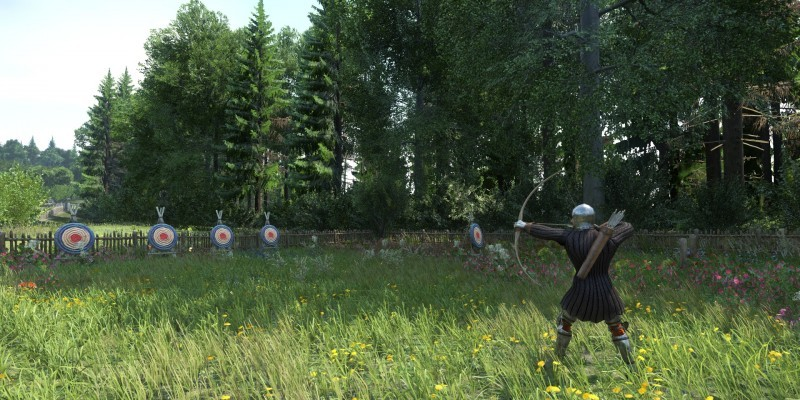 Kingdom Come Deliverance: Xbox One-Version mit Mindestziel 900p und 30 Bildern pro Sekunde