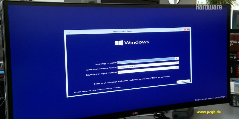 Windows 10 Download: Tech Preview wurde eine Million Mal ausprobiert