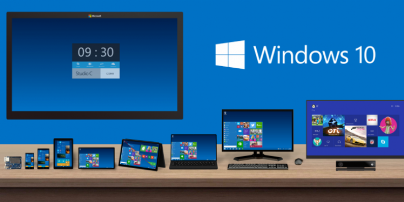 Windows 10: Build 9901 macht die Runde