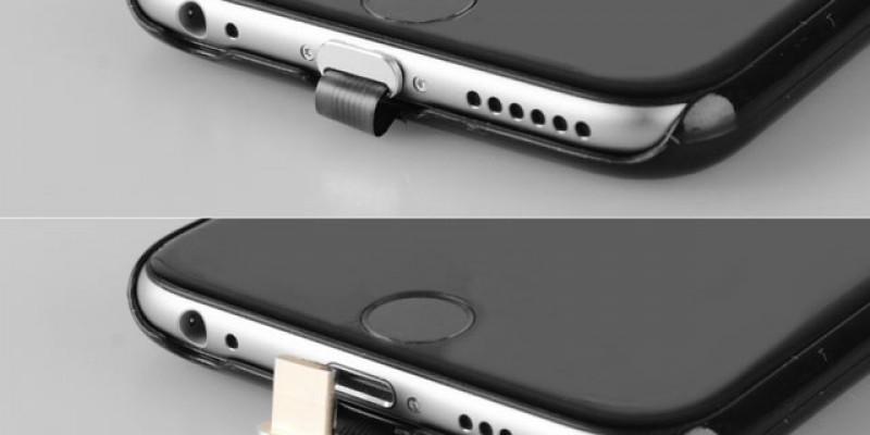 iphone 6 plus geh use erm glicht das drahtlose aufladen nach qi standard. Black Bedroom Furniture Sets. Home Design Ideas