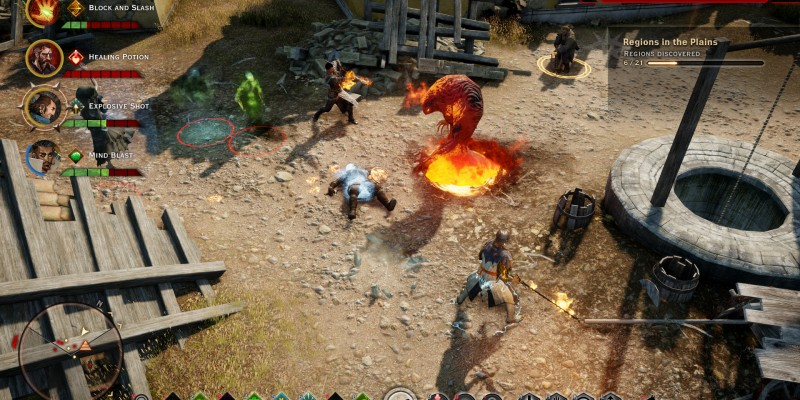 Dragon Age: Inquisition - Live-Stream ab 19 Uhr mit Schwerpunkt PC-Version