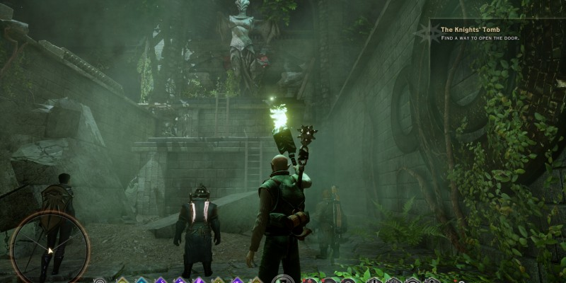 Dragon Age: Inquisition - Moderate Systemanforderungen, neue PC-Screenshots