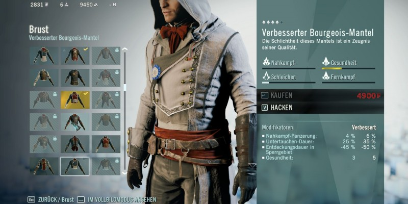 Assassin's Creed Unity: Ubisoft gibt Überblick über Fixes in Patch 3
