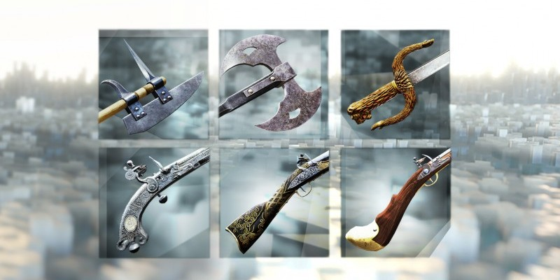 Assassin's Creed: Unity Revolutionary Armaments Pack erhältlich