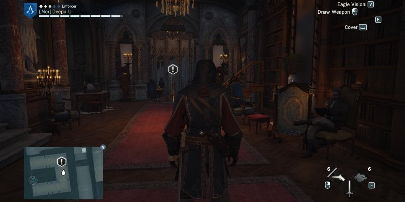 Assassin's Creed Unity: Vermeintliches Grafik-Downgrade per Patch entpuppt sich als Bug