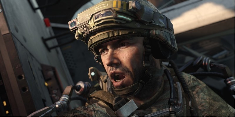 Call of Duty: Advanced Warfare ohne Share-Play auf Playstation 4 - Update nicht ausgeschlossen.