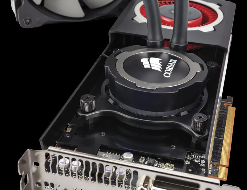Kompakt-Wasserkühlung auf R9 290(X) installieren: Corsair HG10 ...