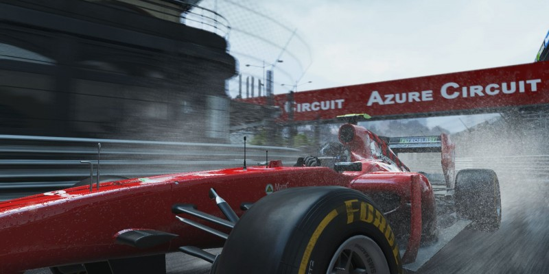 "Project Cars enthält 400 Kilometer an ""digitalem Asphalt""."