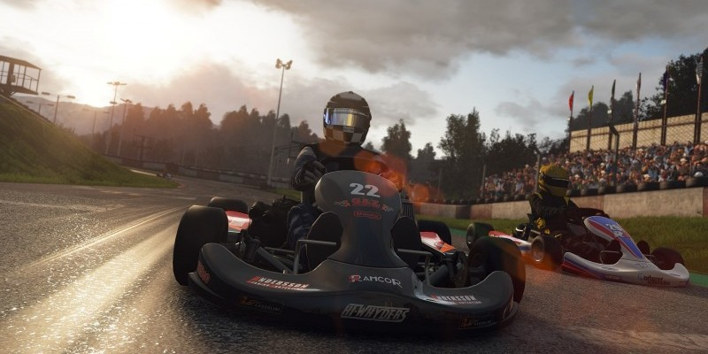 "Project Cars: ""Start Your Engines""-Trailer als Einstimmung auf den Release"