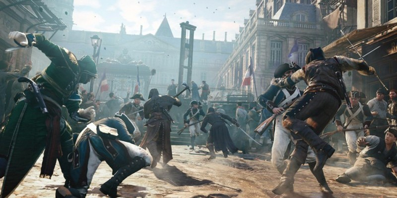 Assassin's Creed: Unity - 900 MByte großer Day-One-Patch geplant