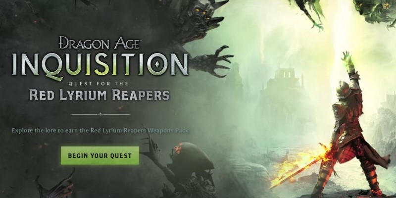 Dragon Age Inquisition: Bioware arbeitet an PC-Patch