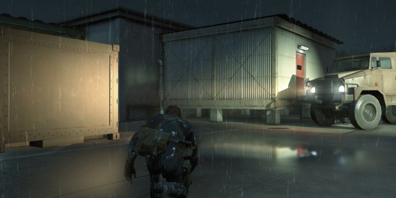 Metal Gear Solid Ground Zeroes PC