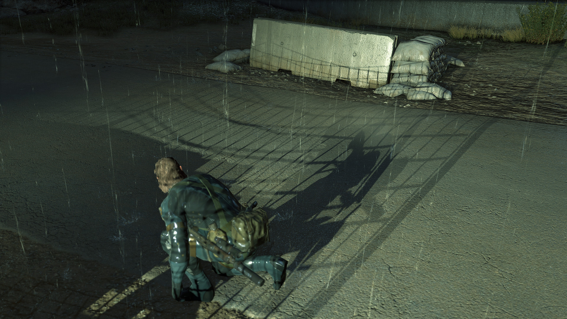 23Metal Gear Solid 5 Ground Zeroes Schatten hoch-pcgh