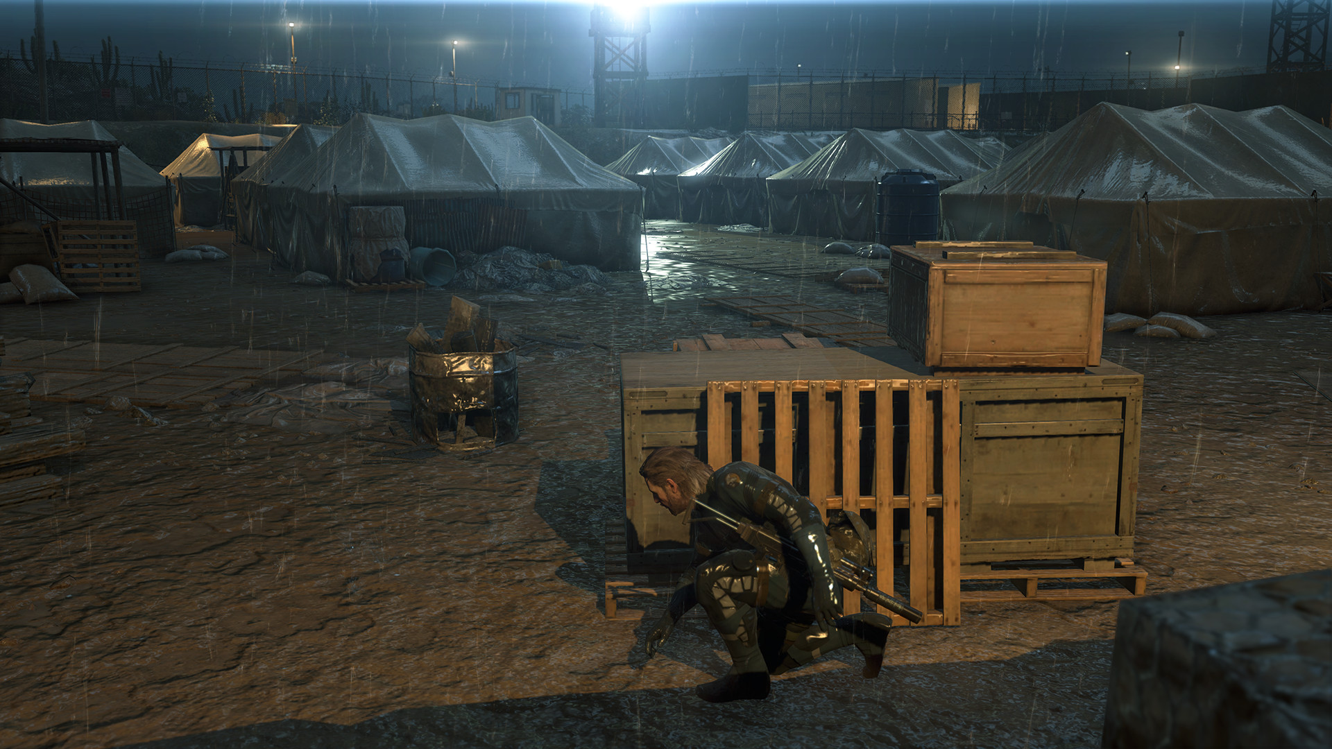 25Metal Gear Solid 5 Ground Zeroes Texturen niedrig-pcgh