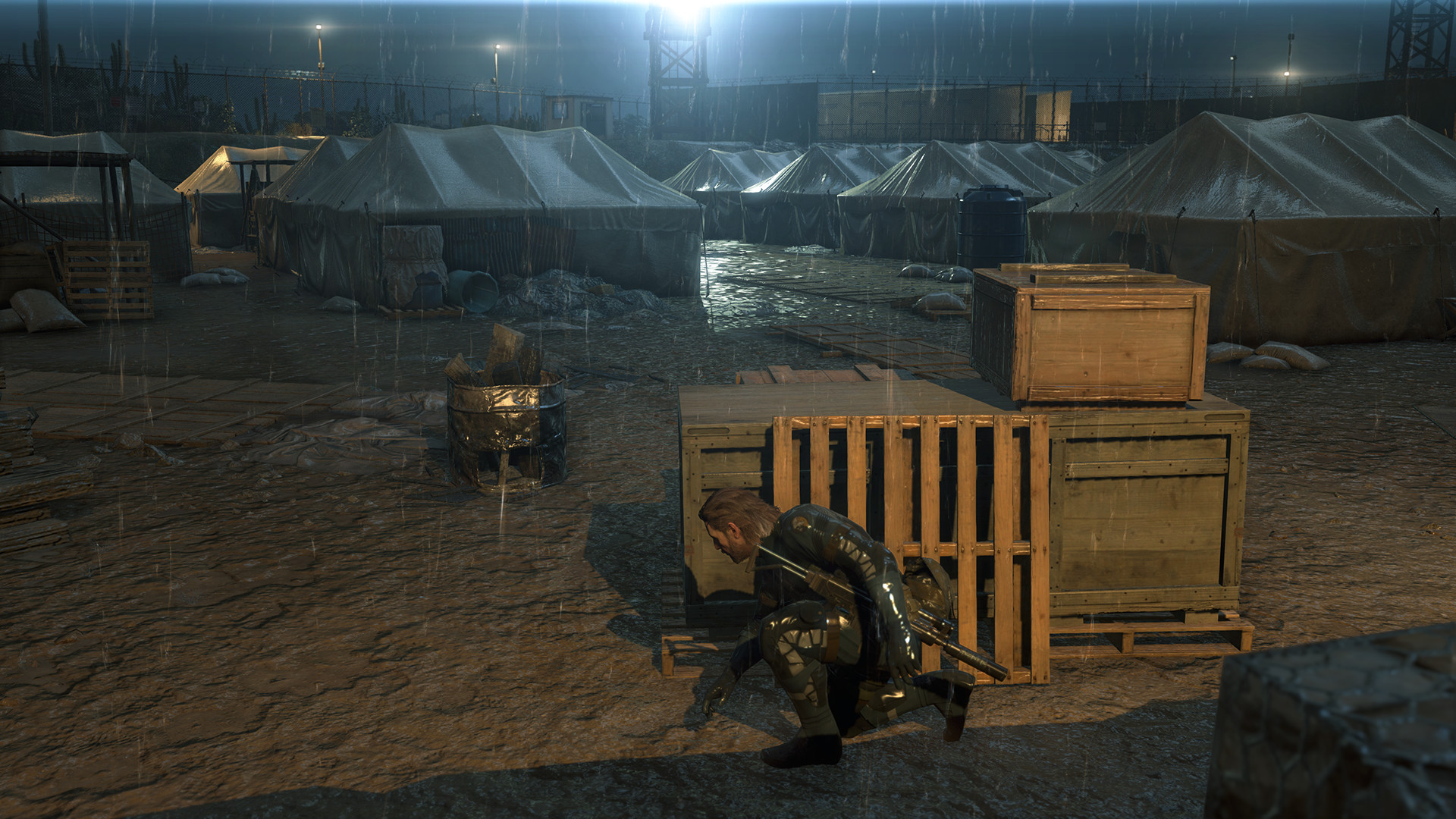 28Metal Gear Solid 5 Ground Zeroes Texturen extra hoch-pcgh
