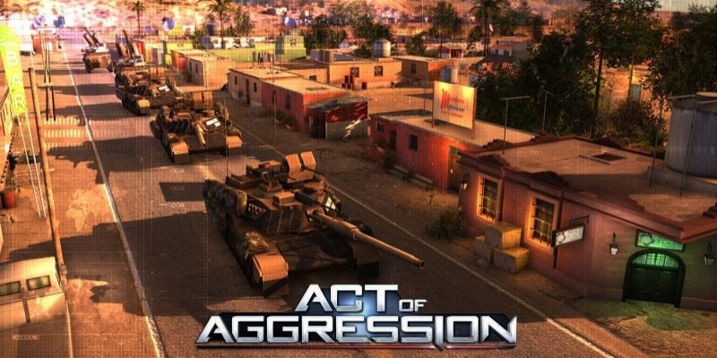 Act of Aggression: Vorbesteller-Beta mit Multiplayer startet heute